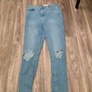 Free people 32/14 jeans